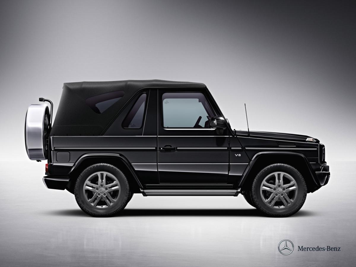 Mercedes Benz G Class Technical Specifications And Fuel
